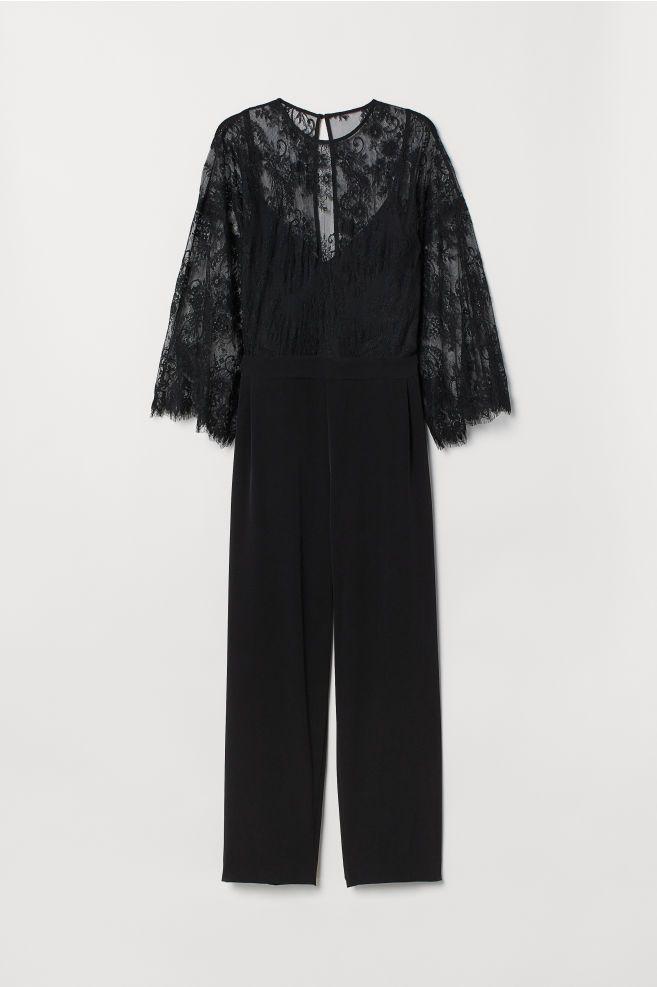 Vestidos Tallas Grandes H M Seleccion A La Moda Para Estas Fiestas Vestidos Con Mallas Vestidos De Gasa Blusas De Encaje