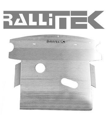 RalliTEK Front Skid Plate - WRX 2008-2014 / STI 2008-2017 / Legacy GT & Outback XT 2005-2009