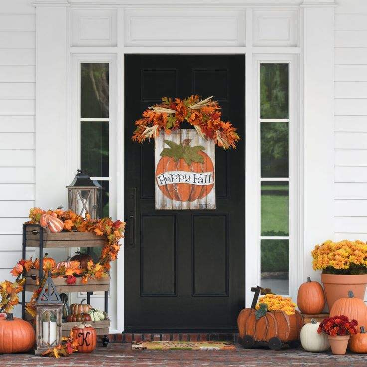 423 best images about Fall Decorating on Pinterest