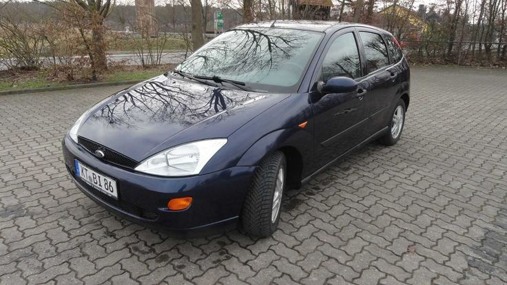 Ford Focus 1,6  100kw   Bj: 2001 ohne TÜV   Check more at https://0nlineshop.de/ford-focus-16-100kw-bj-2001-ohne-tuev/