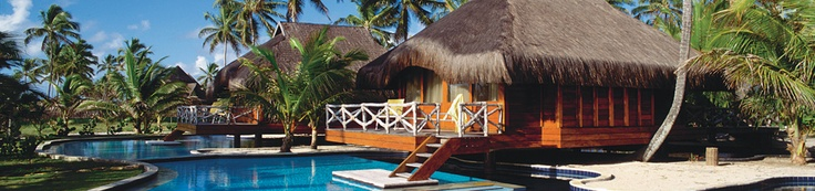 10 dias no Bangalô Luxo do Nanai Beach Resort