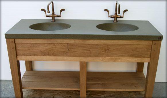 Sonoma Cast Stone Bathroom Vanities Home Portfolio Neutral