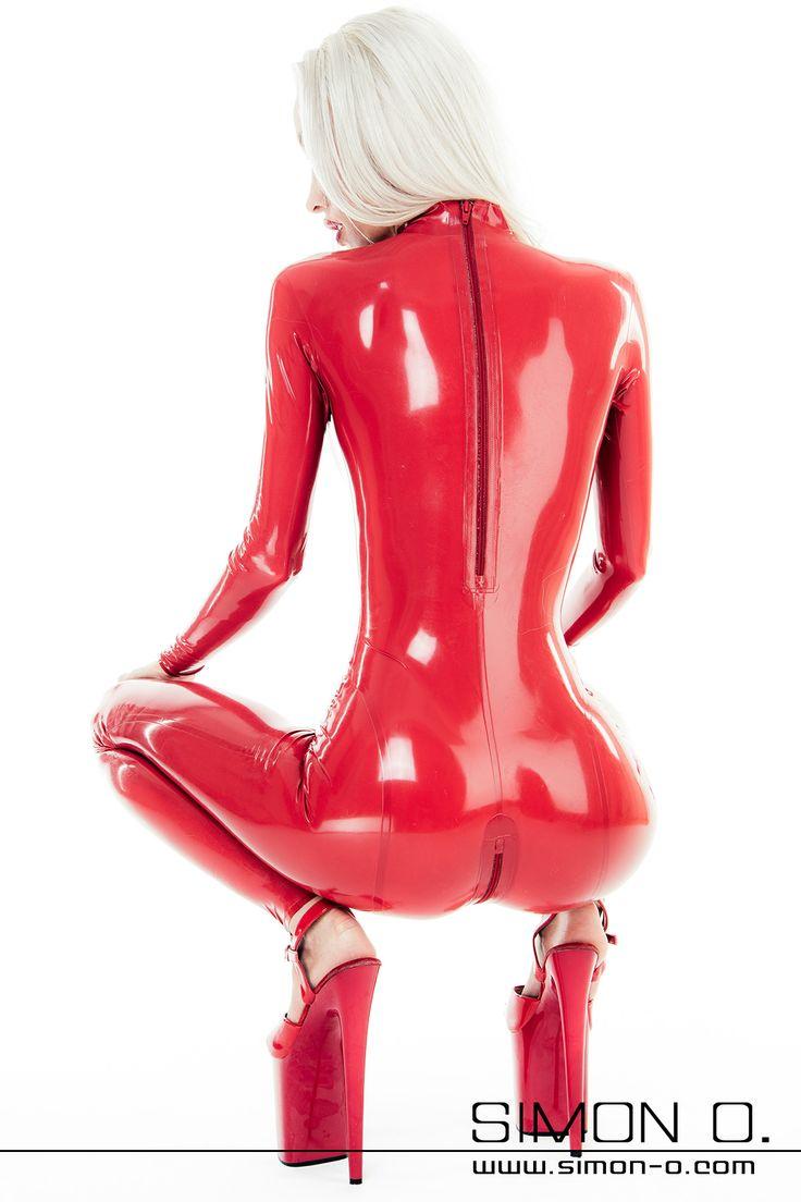 sex in latex catsuit spanking-kontakte