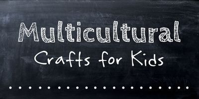 Multicultural crafts for KIDS! - Great crafts from one of my favorite bloggers @Simple Analogy!