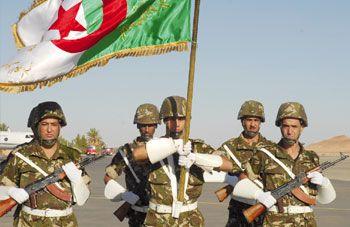 A toi l'honneur !: Rien ne nous sera épargné: L'armée algérienne sera...