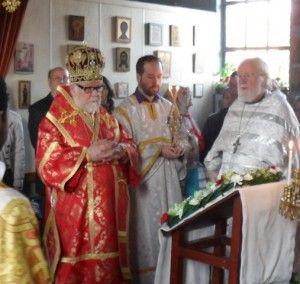 Mestreech - ROK → Aartsbisschop Gabriël (Guido de Vylder) ☦ Eeuwige gedachtenis