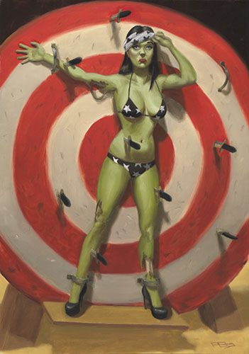 40 Best Images About Zombie Pin Ups On Pinterest Zombie