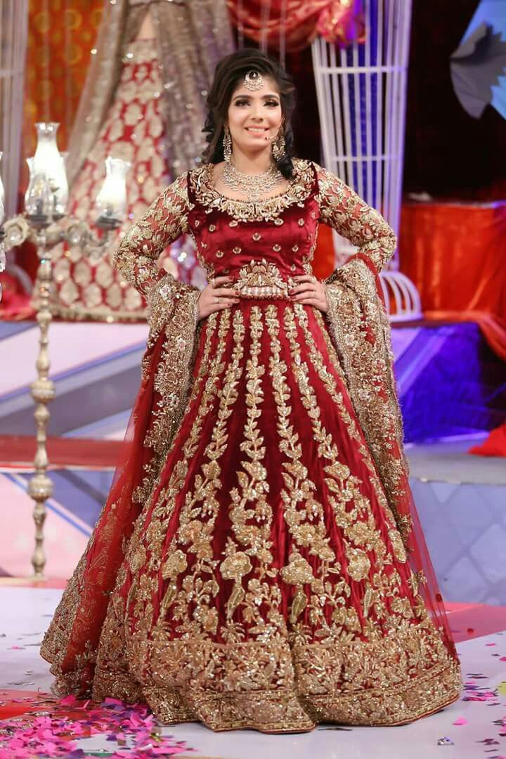 Pin by Uzma Mughal on kashee's bridal collection ...