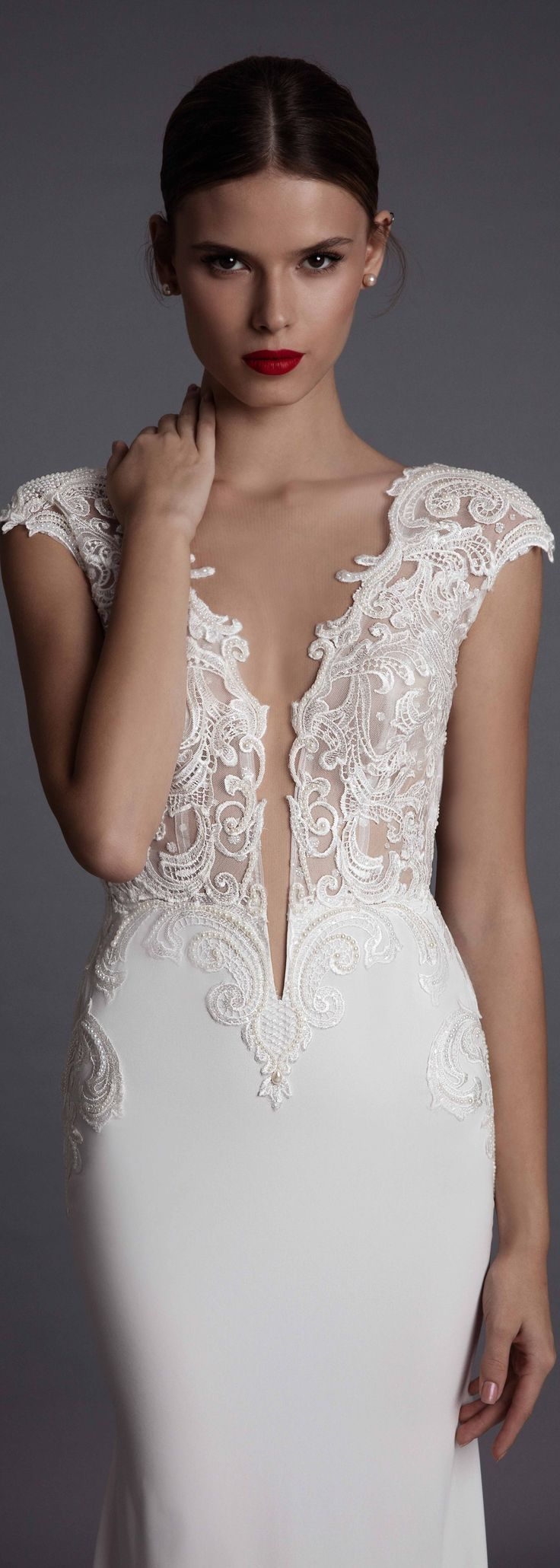 """AISHA"" - MUSE by berta. New bridal line from #BERTA <3"