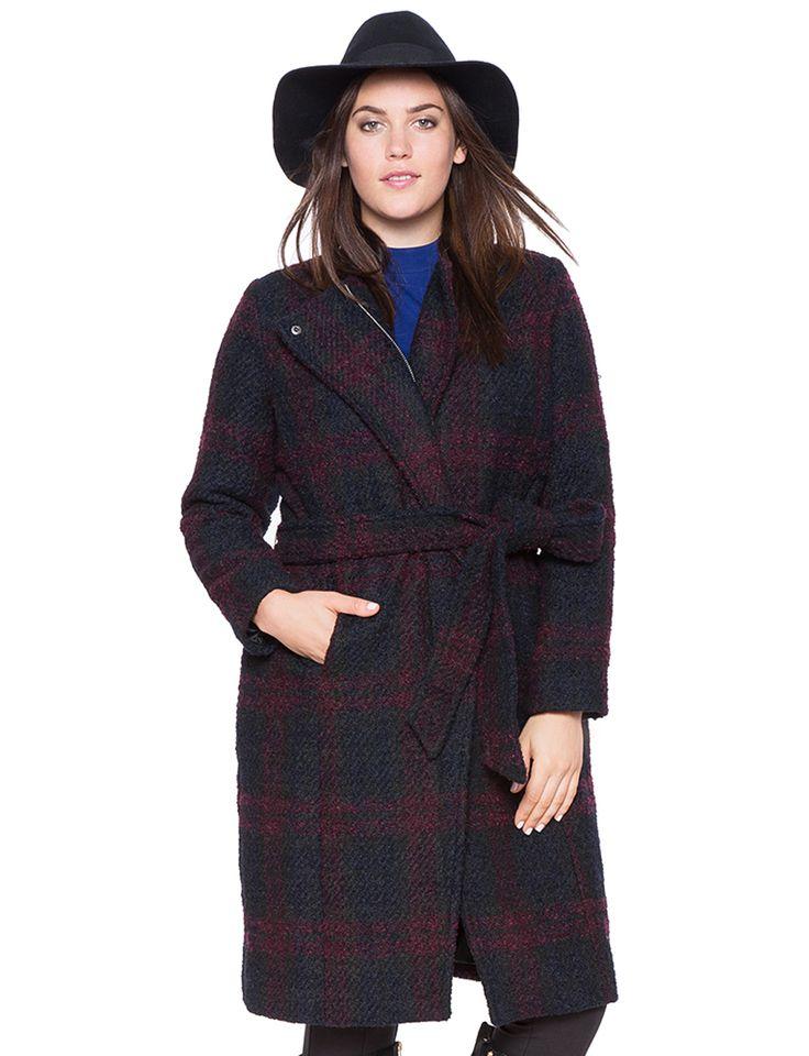 Studio Tie Waist Coat