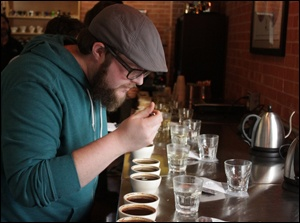 Counter Culture Coffee - Durham Training Center, coffee science and lessons! Durham, NC