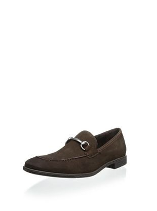 56% OFF Kenneth Cole New York Men's Thumb Ring Loafer (Brown)
