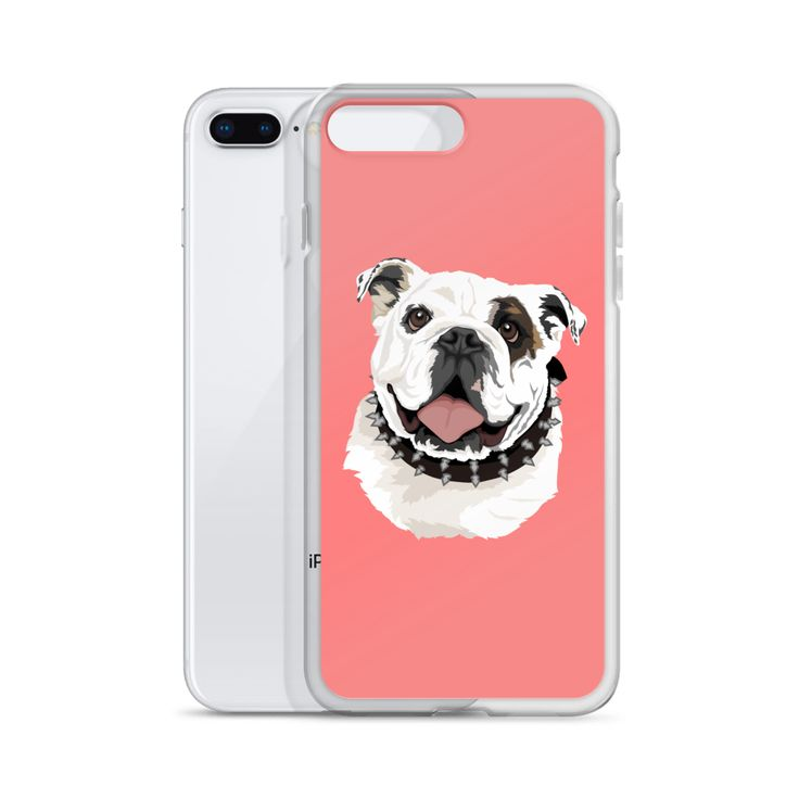 A One Of A Kind Custom Phone Case With Your Beloved Fur Baby Printed On To It A Printy Pets Phone Case Makes Animal Phone Cases Custom Phone Cases Baby Prints