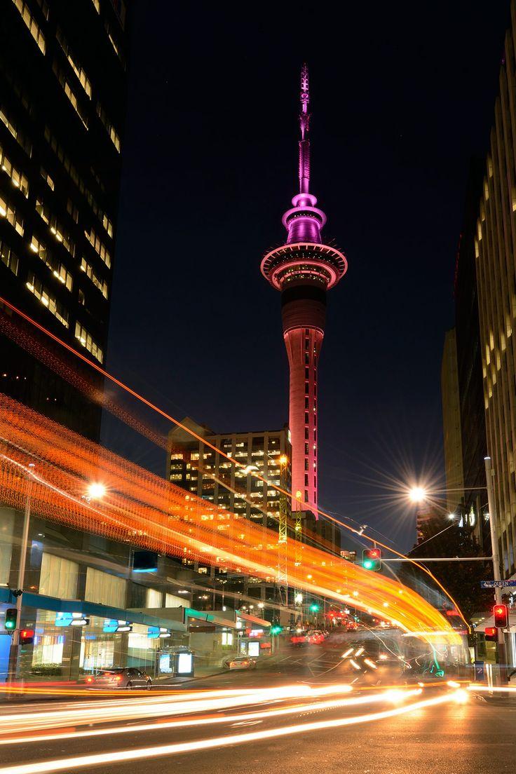 たかーい&たのしーい!スカイタワー&スカイシティ のびのびと羽を伸ばそう!ニュージーランド・オークランドで行っておきたい観光スポット5選