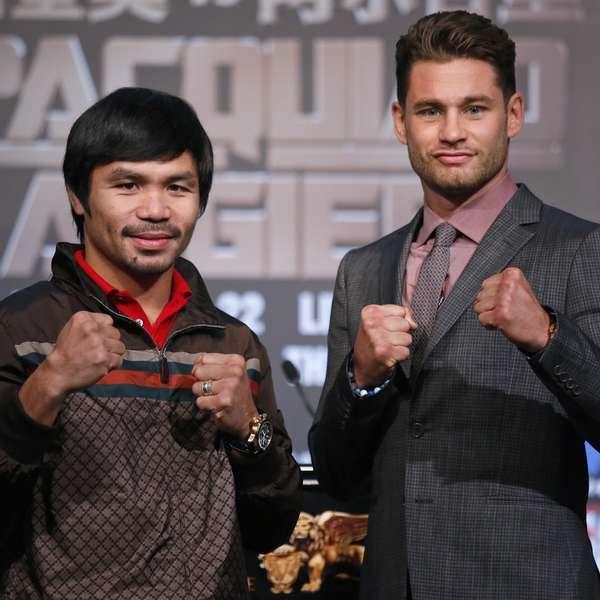 Manny Pacquiao vs. Chris Algieri November 22, 2014