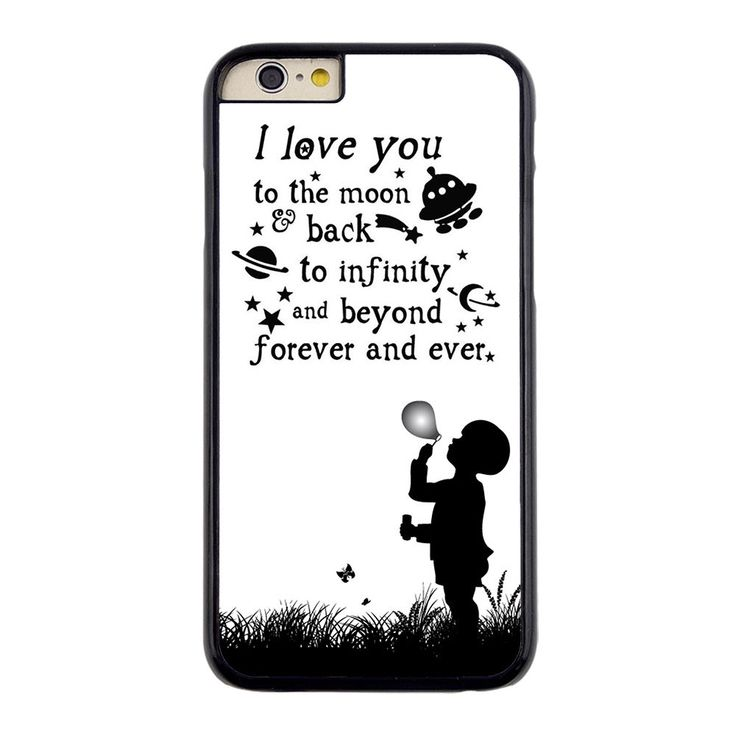 Details about I Love You To The Moon And Back New iPhone