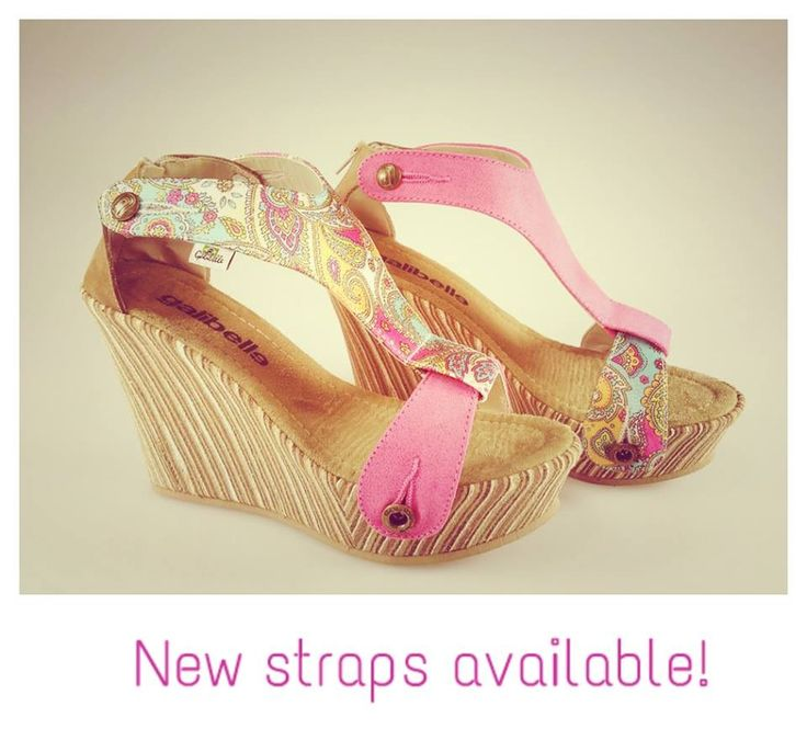 Galibelle shoes. I need these straps