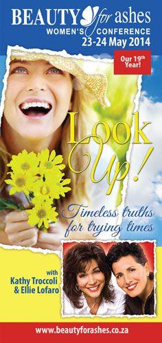 """Look Up"" - brochure design. Designed by Tea House Creative Marketing www.teahousemarketing.biz"