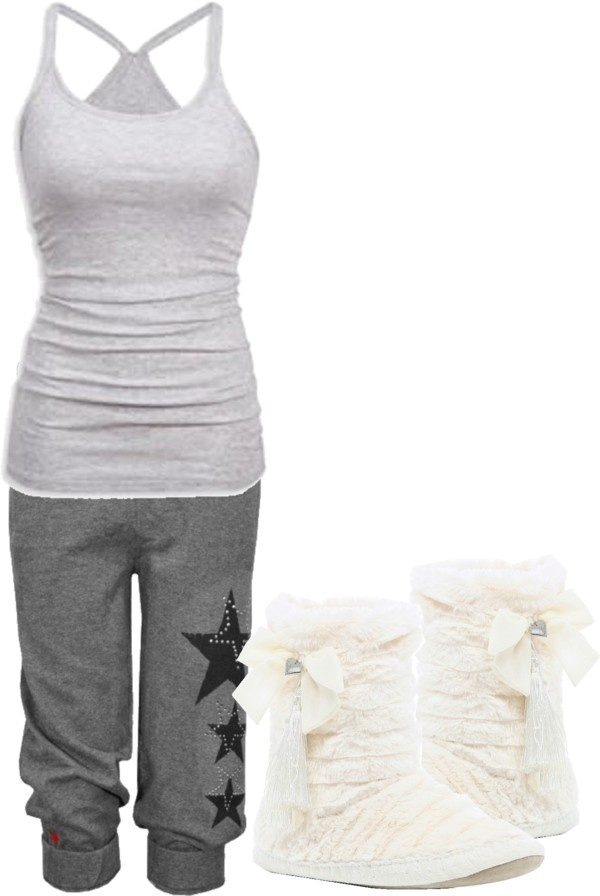 top 43 ideas about polyvore pjs on pinterest
