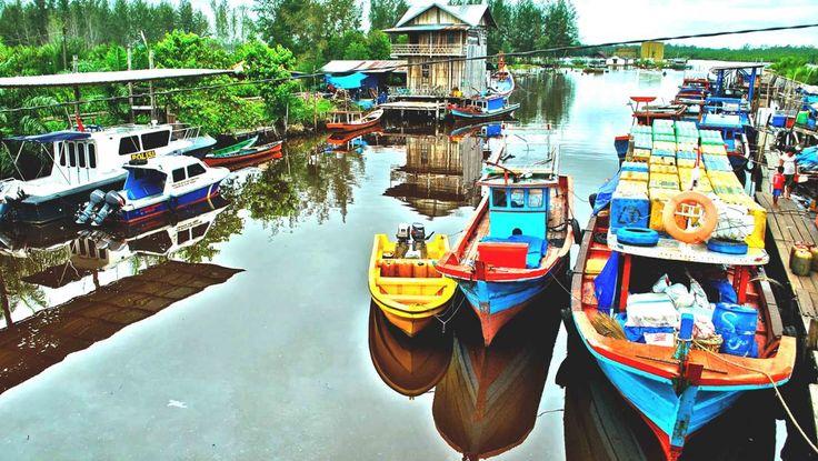 Perjalanan dan Transportasi Ke Pulau Banyak