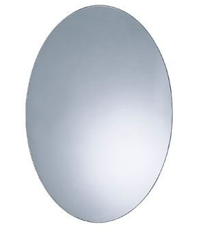 7600 р. 65х90 см.Зеркала и светильники для ванной комнаты - Visentin - Visentin Bagno Free Овальное зеркало