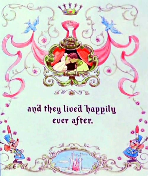 And They Lived Happily Ever After Remove The Cinderella