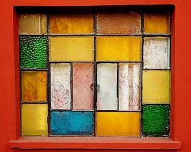 "Saatchi Online Artist Pedro Gutiérrez; Photography, ""Abstract Window"" #art"