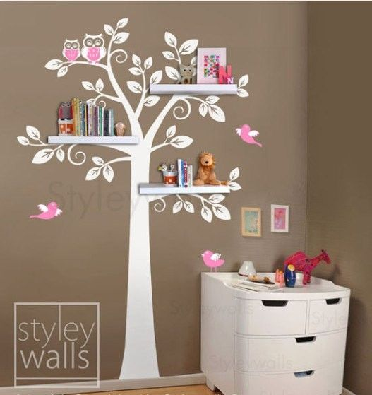 Eule Schlafzimmer Dekorationsideen – Stephanie Marx