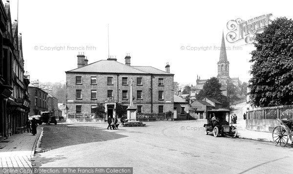 Bakewell, Rutland Hotel 1923