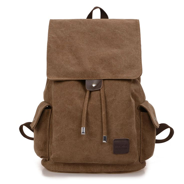 Check out this product on Alibaba.com APP Vintage Canvas Backpack Fashion Customized Bags Canvas Mochilas for 2017