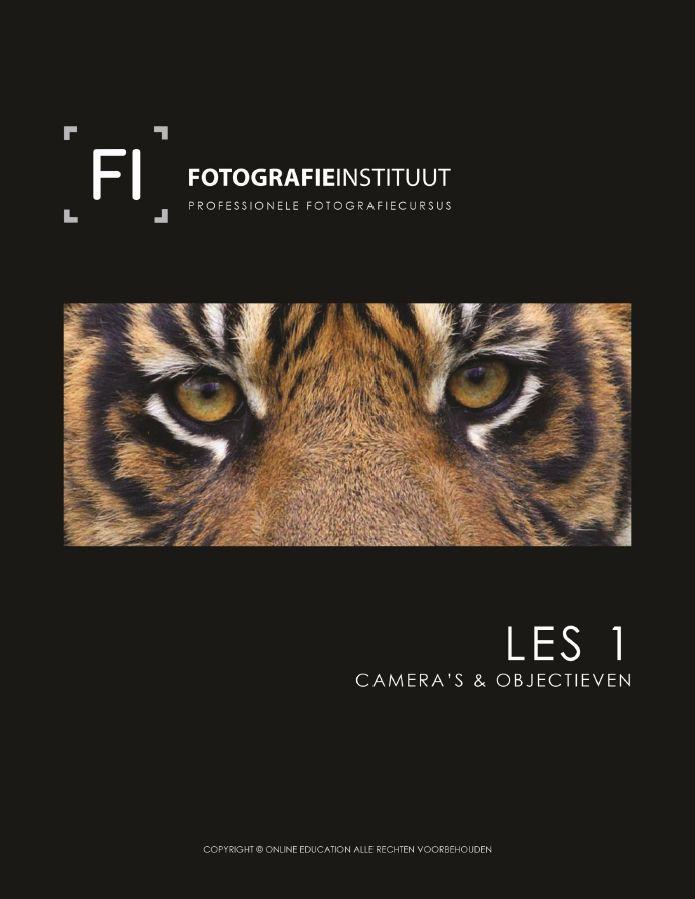 Les 1 #fotografie #fi #hetfotografieinstituut #onderwijs #fotografiecursus