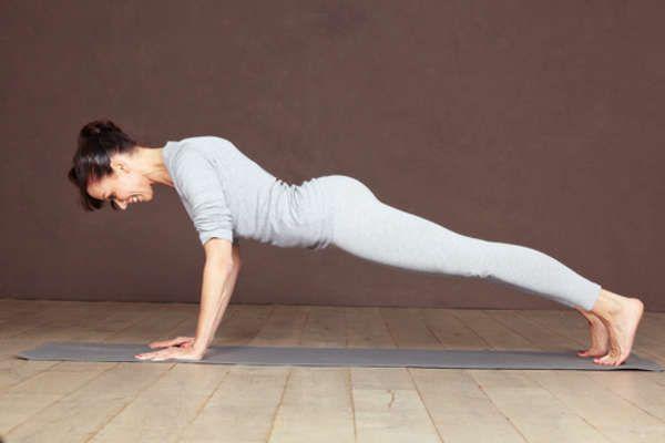 Yoga-Figur Brett