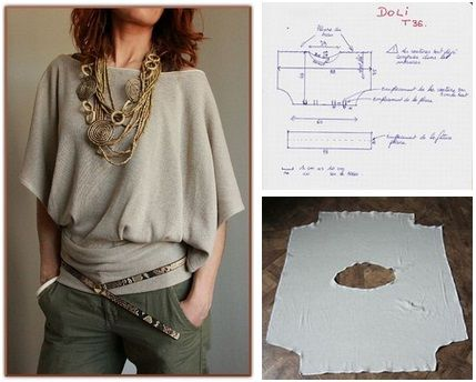 Stylish Blouse � DIY