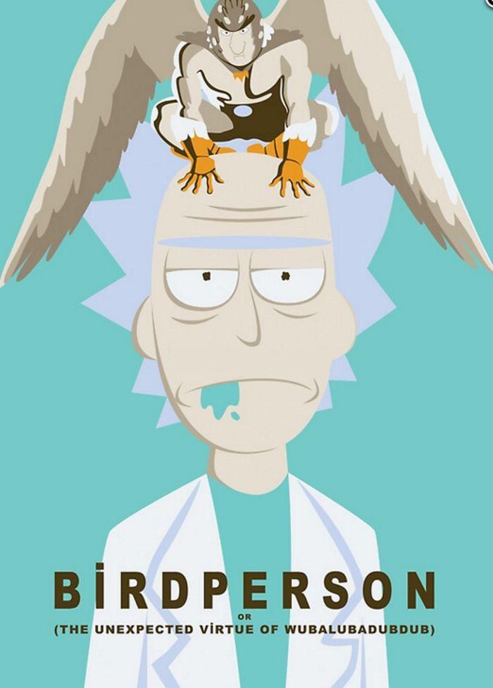 R&M art,Rick and Morty art, R&M арт, Рик и Морти арт,Rick and Morty,Рик и Морти, рик и морти, ,фэндомы,R&M Персонажи,Rick Sanchez,Rick, Рик, рик, рик санчез,Birdperson