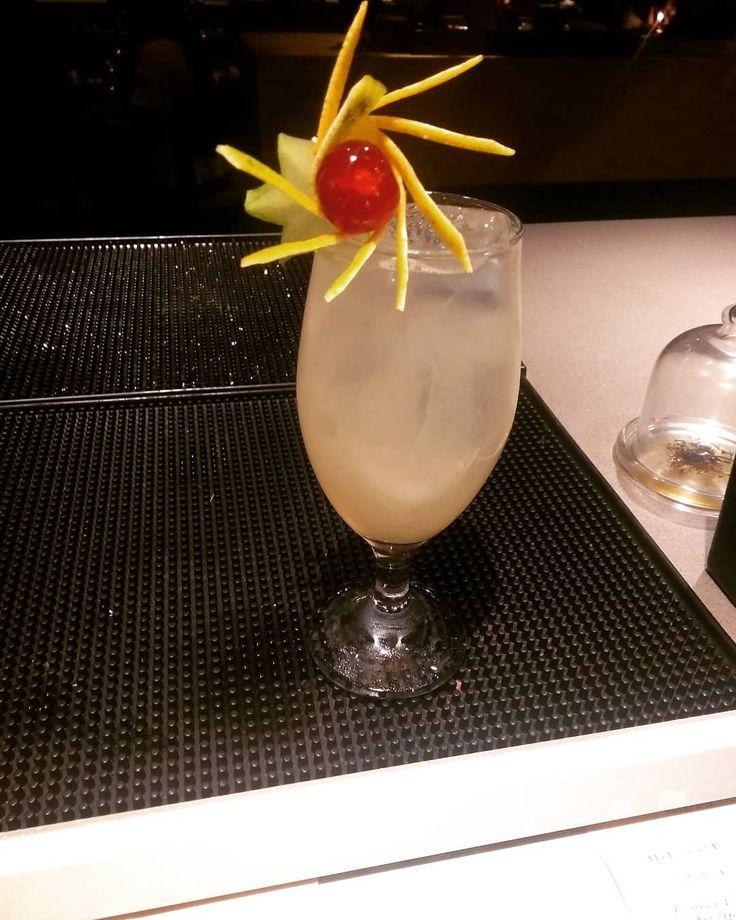 Amauri Punch #osaka #bartender #cocktail #nikkei