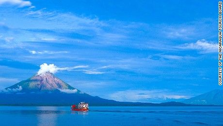 Lake Nicaragua: See this massive lake now before it's changed forever