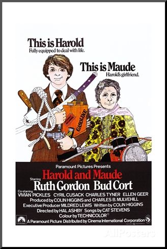 Harold et Maude, Harold and Maude Posters sur AllPosters.fr