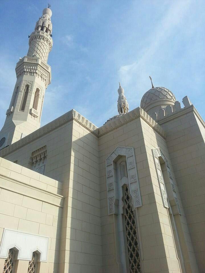 Minaret mosque