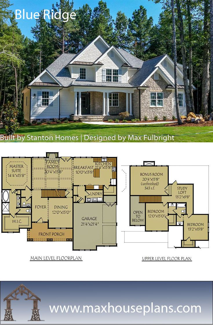 9 best floor plans images on pinterest floor plans home for Max fulbright lake house plans