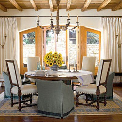 228 Best Dining Rooms Images On Pinterest
