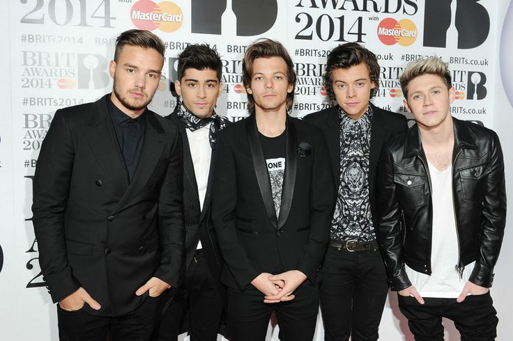 Brits 2014: One Direction  They always cease to amaze me, with what they wear! I love Zayn's outfit, he is such a risk taker, when it comes to fashion!