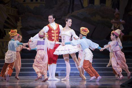 Nutcracker - Ballet - Seattle Center