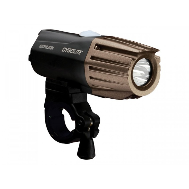 Bike Lights : Cygolite Light Front Explion 600 Cordless HBar. 600 Lumens, for those who want to light up the road as far as you can see. This thing is powerful