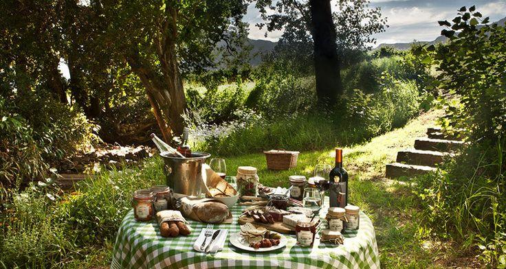 Best gourmet picnics in the Cape