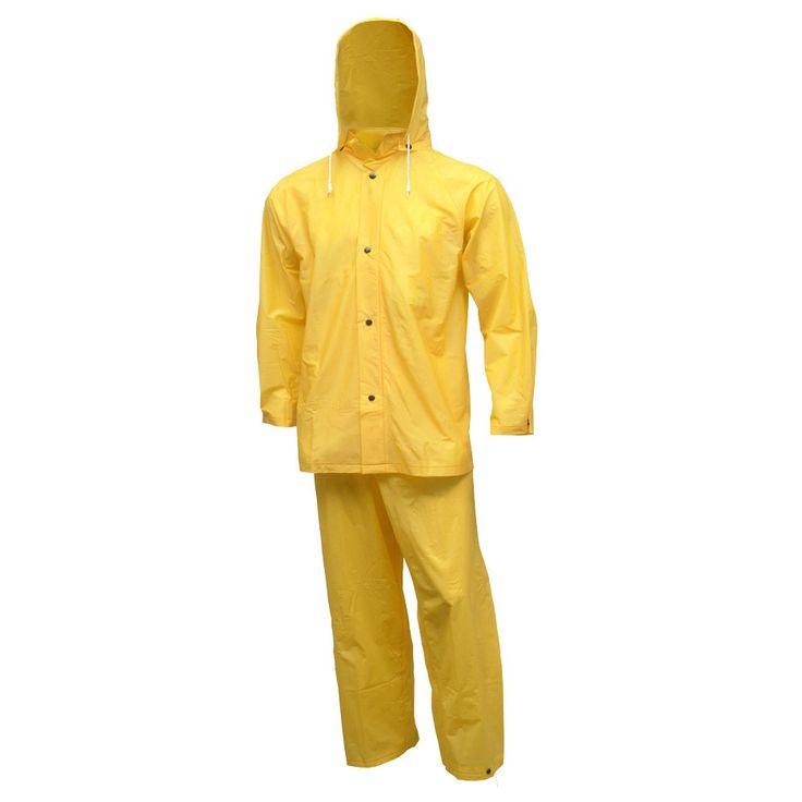 Tuff-Enuff 3-piece Rain Suit