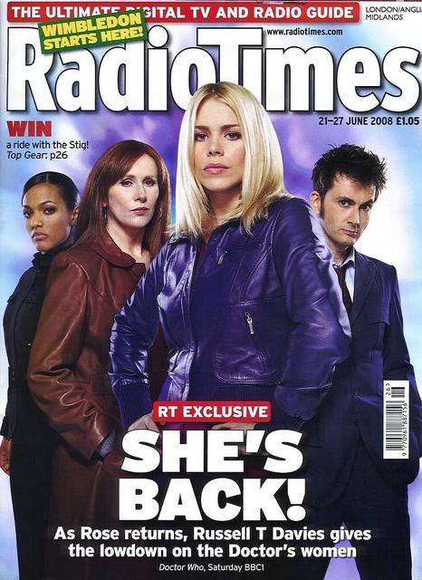 Radio Times Cover 2008-06-21, via Flickr.