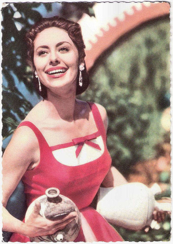 Caterina Valente   Italian singer, dancer and actress ...