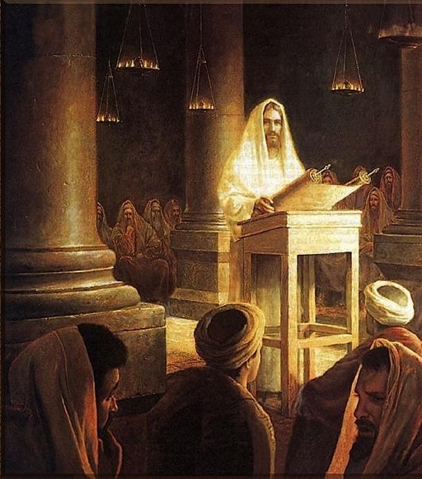 LECTIO DIVINA: Evangelio del Domingo III Ordinario, ciclo C, 27 de enero de 2013  Lc 1, 1-4; 4, 14-21  «El culto espiritual»