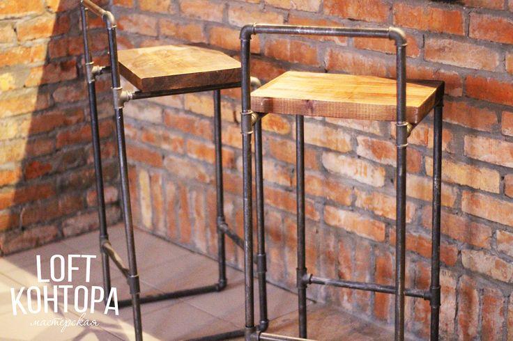 Барные  стулья в Самаре под заказ