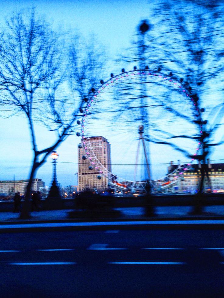 Always on the go  #london